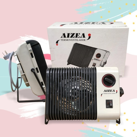 Caloventor Aizea Frio Calor Termostato 2000w Regulable