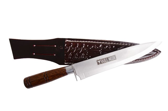 "9 ""Stainless Steel Barbecue Knife - buy online"