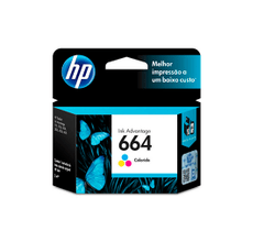HP F6V28AB 664 CARTUCHO DE TINTA COLOR(2,0 ml)