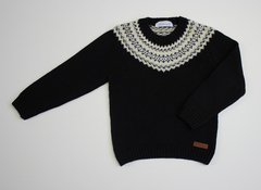 Sweater guarda negro 410130