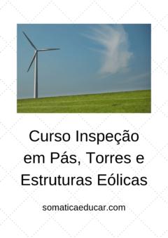 Curso Capacitação em Inspeção em Pás, Torres e Estruturas Eólicas