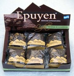 "Brownie de Algarroba ""Epuyen"""