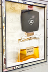 Cuadro Chanel Perfumes Color, up and down 66 X 56 CM