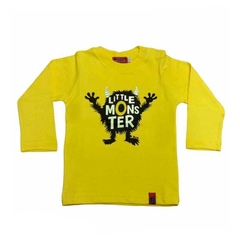 Art. 7395 - Remera bebé Little Monster en internet