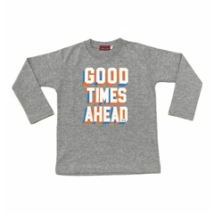 Art. 7764 - Remera niño Good Times Ahead