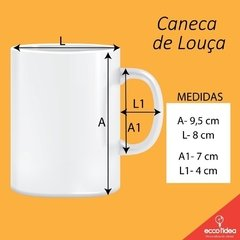CANECA DE LOUÇA - FRIENDS - I'LL BE THERE FOR YOU - comprar online