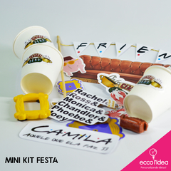 MINI Kit festa - Friends - COMPLETO - loja online