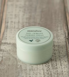 INNISFREE - No Sebum Powder Cream - 25g