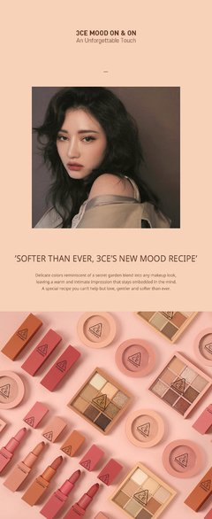 3CE - MOOD RECIPE MATTE LIP COLOR #218 Mirrorlike - comprar online