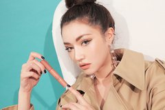 3CE VELVET LIP TINT #New Nude - JuliJuli Beauty K-shop