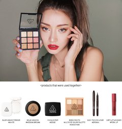 3CE - Multi Eye Color Palette #All Nighter - JuliJuli Beauty K-shop