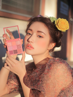 3CE - MULTI EYE COLOR PALETTE #BEACH MUSE - JuliJuli Beauty K-shop