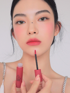 3CE - BLURRING LIQUID LIP #CHAPTER PINK