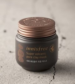 [INNISFREE] Super Volcanic Pore Clay Mask - 100ml