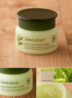 INNISFREE Green Tea Fresh Cream - 50ml