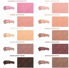16 BRAND - 16 Brickit Shadow Hit 10 #Vanilla Latte - 10g - JuliJuli Beauty K-shop