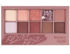 CLIO - Pro Eye Palette - 6gx10  - Rusted Rose - comprar online