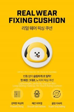 Imagen de VT COSMETICS x BT21 - Real Wear Cushion FIXING CHIMMY