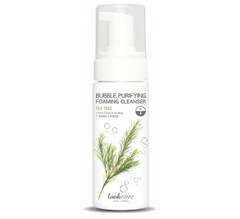 LOOK AT ME - BUBBLE PURIFYING FOAMING CLEANSER TEA TREE 150ML