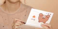 MISSHA (Line Friends Edition) Color Filter Shadow Palette Special Set - Shy Shy Brown en internet