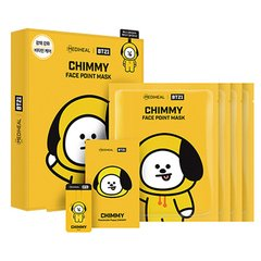 [Mediheal] BT21 CHIMMY Face Point Mask