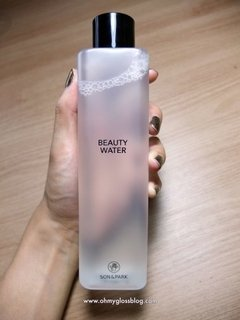 SON & PARK - Beauty Water Limited Set - 340ml - JuliJuli Beauty K-shop