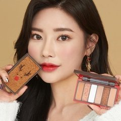 Etude House - Play Color Eyes Mini Palette Rudolph Holiday Edition - #02 Rudolph Pulls The Sleigh en internet