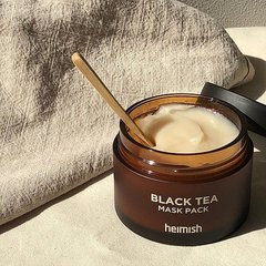 Heimish - Black Tea Mask Pack 110ml - comprar online