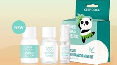 KEEP COOL - Soothe Bamboo Mini Kit Mini & Travel Size