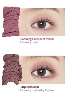 ETUDE HOUSE - Play Color Eyes - 8g - Lavender Land - tienda online