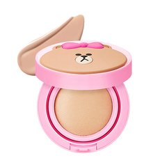 MISSHA Glow Tension (Line Friends Edition) - 15g (SPF50+ PA+++) CUSHION
