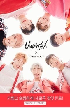 TONYMOLY - MONSTA-X Collaboration - Liptone Get It Tint S - comprar online
