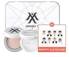 TONYMOLY - MONSTA X Collaboration - Tone Up Tin SET