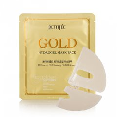 PETITFEE  - Gold Hydrogel Mask Pack