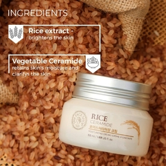 Imagen de THE FACE SHOP - Rice & Ceramide Moisturizing Cream - 50ml