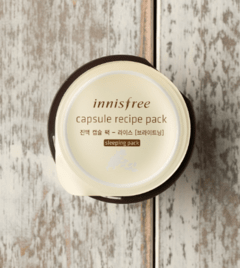 [INNISFREE] Capsule Recipe Pack - 10ml  - Rice (Sleeping)