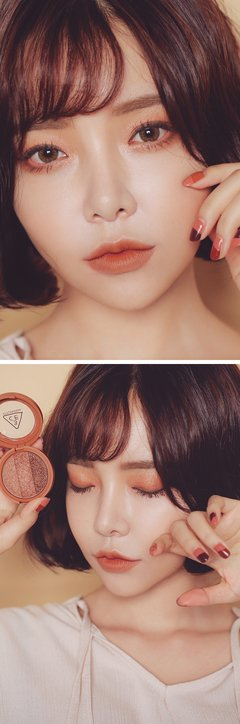 3CE - Mood Recipe Triple Shadow Swoon - JuliJuli Beauty K-shop
