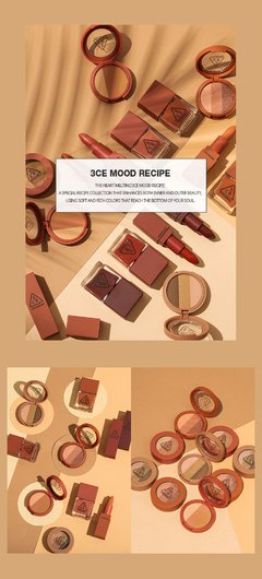 3CE - Mood Recipe Triple Shadow Swoon