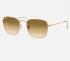 Ray ban Frank Legend rb3587 9196/51 dorado/marrón degrade