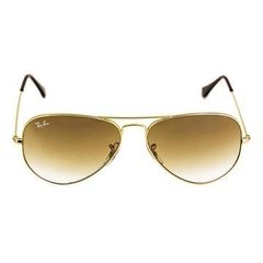 Ray Ban Aviator rb3025 001/51 dorado/marrón degradé en internet