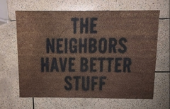 Modelo personalizado - the neighbors
