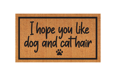 Modelo personalizado - Hope you like dog and cat hair - comprar online