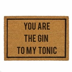 Capacho - You Are the Gin to my Tonic