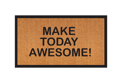 Modelo personalizado - Make today awesome