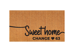 Modelo personalizado - Sweet home change 63