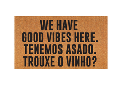 Modelo personalizado - We have good vibes here