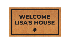 Modelo personalizado - Welcome Lisa's house