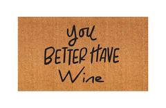 Modelo personalizado - You Better have wine