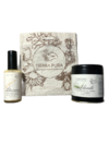 KIT CUIDADO FACIAL NATURAL DUO RESTAURADOR TIERRA PURA BIOCOSMÉTICA