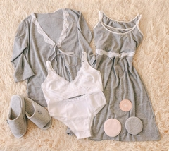 Set EVA Gris PLUS